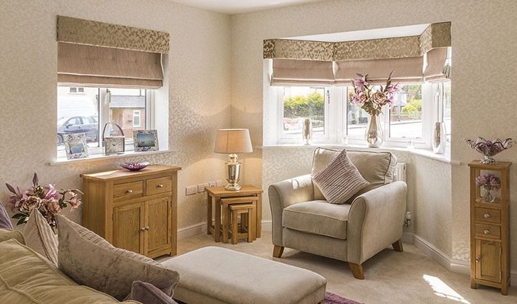 'Queen's Court' by Edwards Homes